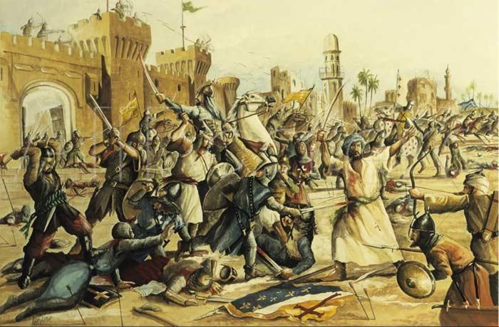 Седьмой крестовый поход