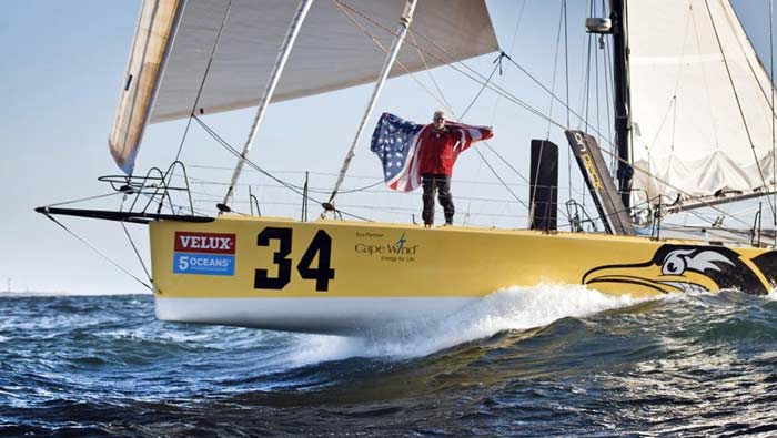 Velux 5 Oceans Race