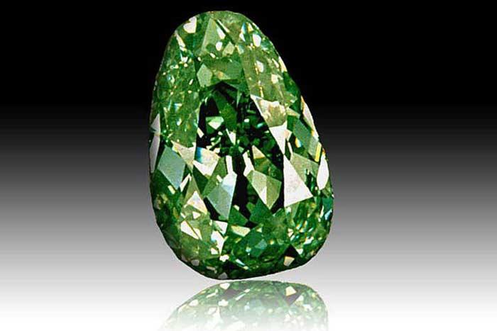 Зеленые бриллианты