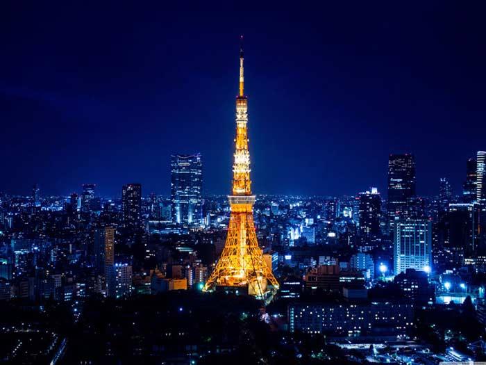 Токийская телебашня