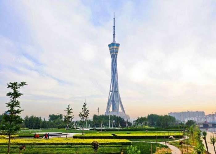 Телебашня Чженчжоу