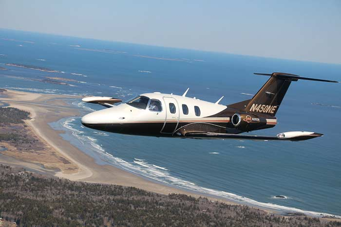 ONE Aviation Eclipse 550