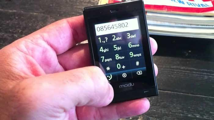 Modu T phone