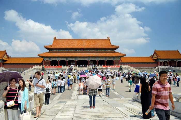Площадь Тяньаньмень