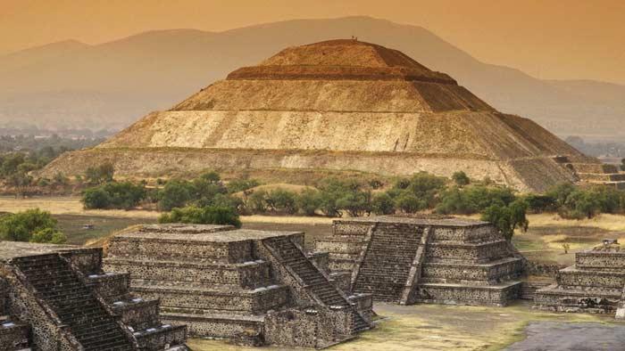 Топ 10 больших пирамид Майя