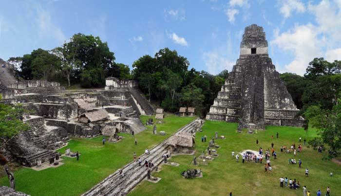 Пирамида Храм IV