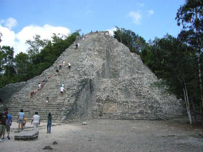 Пирамида Нохоч Мул