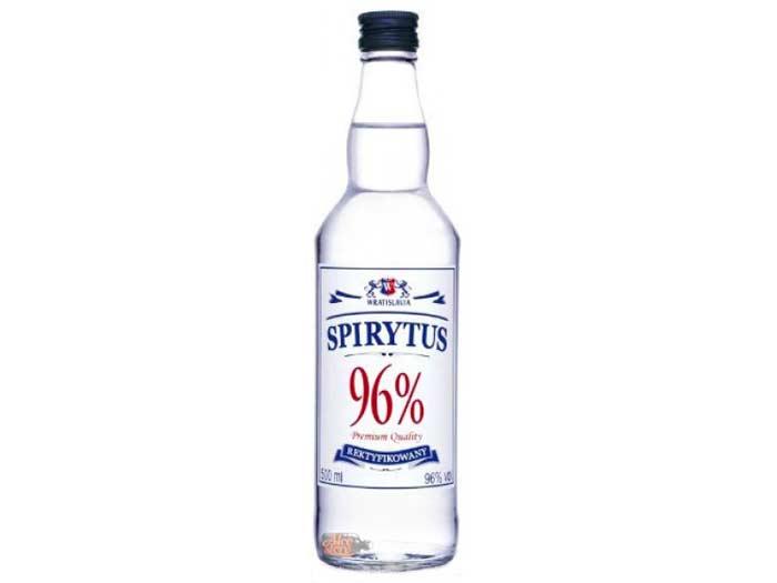 Spirytus, 96%