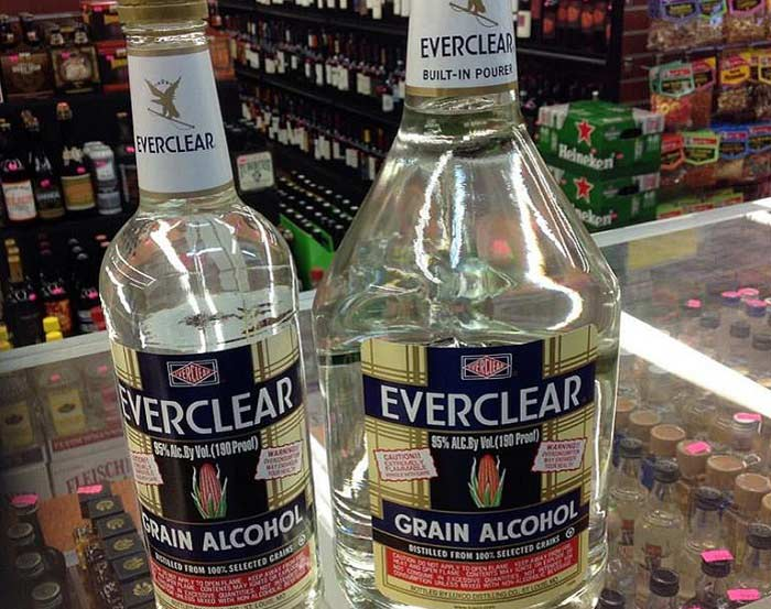Everclear, 95%