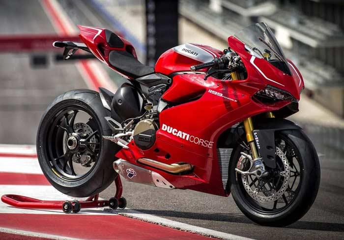 Топ 10 Самых быстрых мотоциклов 2019