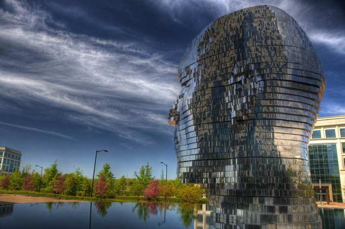 Топ 10 Самых больших инсталляций