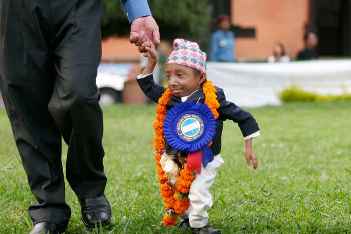 Топ 10 Самых маленьких людей в мире