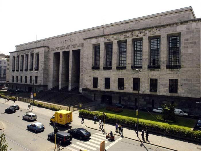 Дворец правосудия в Милане
