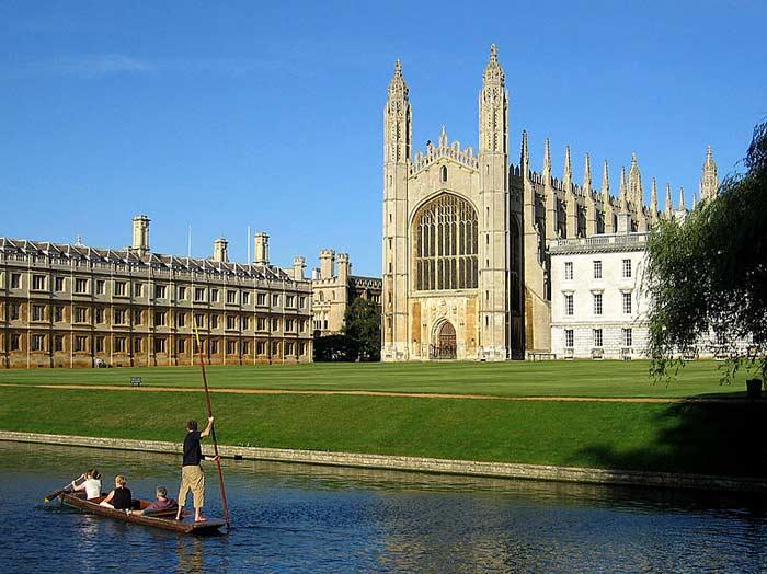 Топ 10 Колледжей Кембриджского Университета