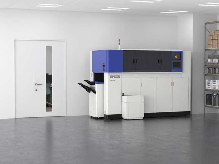 Устройство для переработки бумаги Epson