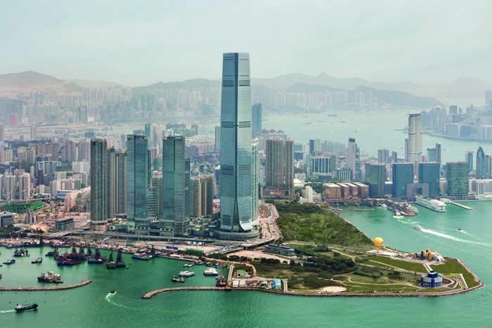 Международный коммерческий центр (Гонконг)