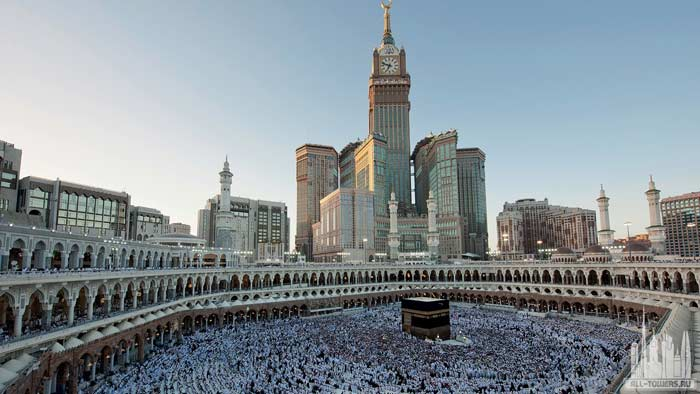 Королевская часовая башня (Саудовская Аравия)