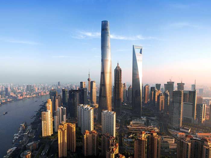 Шанхайская башня (Китай)