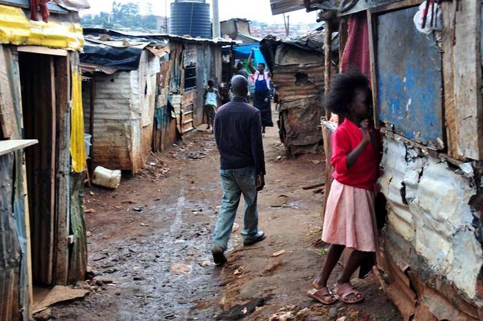 Кибера. Найроби