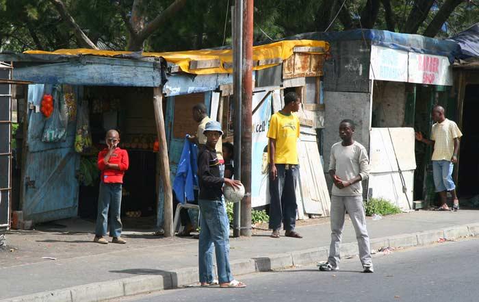 Хайелитша. Кейптаун