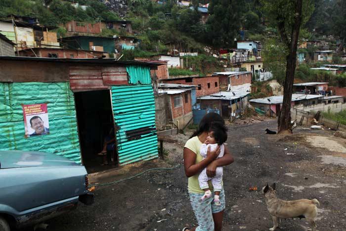 Барриос. Каракас