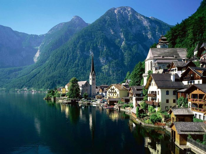 Гальштат, Австрия