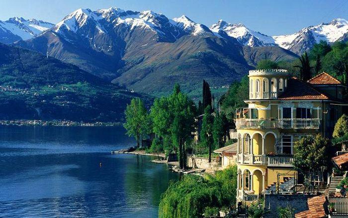 Топ 10 Самых красивых прибрежных городов Европы