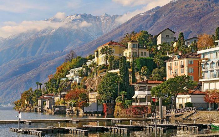 Аскона, Швейцария