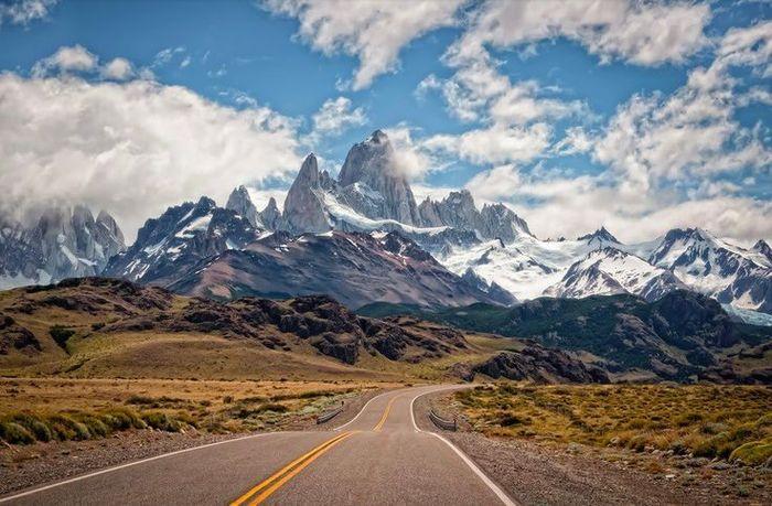 Топ 10 Самых красивых дорог в мире