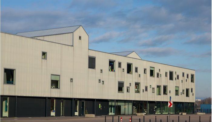 Школа De Kleine kapitein. Амстердам