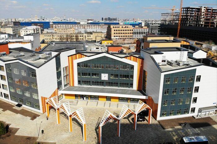 Школа ЗИЛарт. Москва