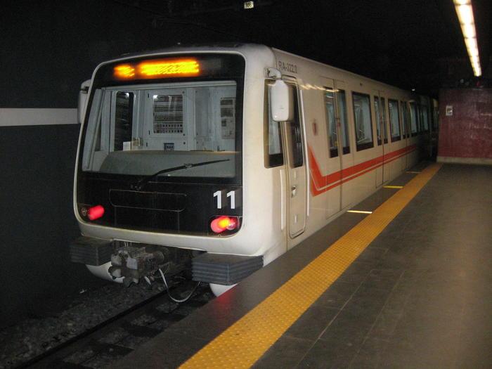 метро в Риме