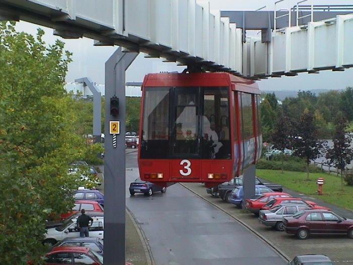 линии поездов в Дюссельдорфе, Дортмунде