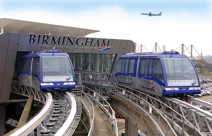 Топ 10 Роботизированных метро в Европе