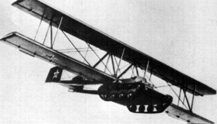 A-40 (Flying Tank)