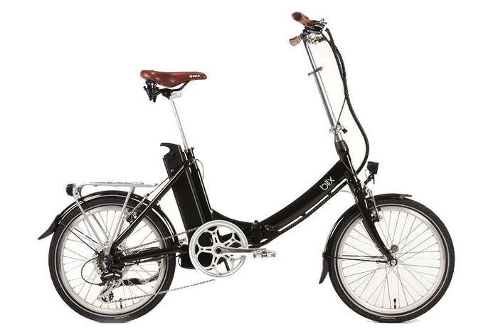 Blix Vika+ Electric Folding Bike