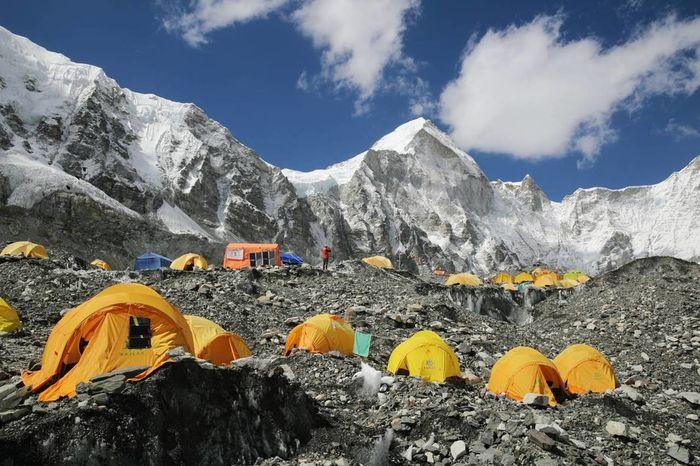 Пластик на Эвересте