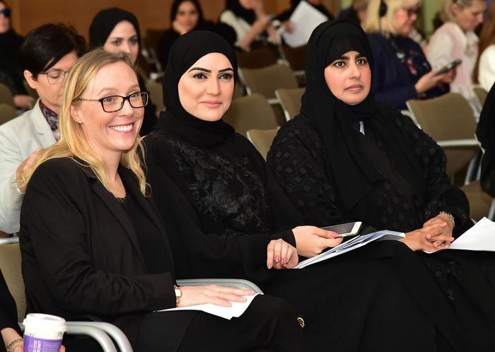 Катар женщины