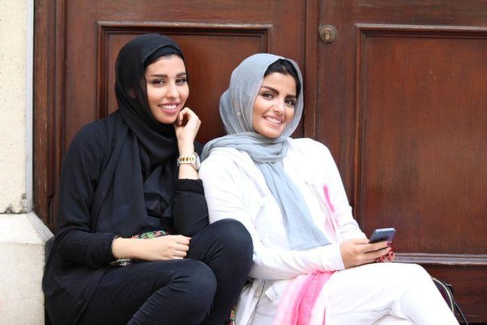 Кувейт женщины