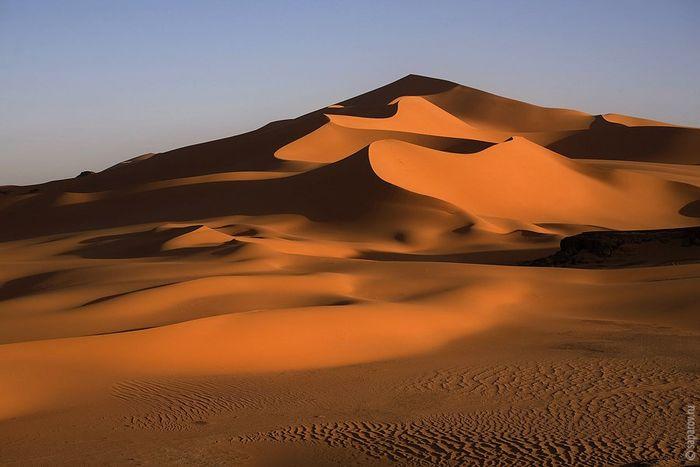Топ 10 Самых высоких дюн