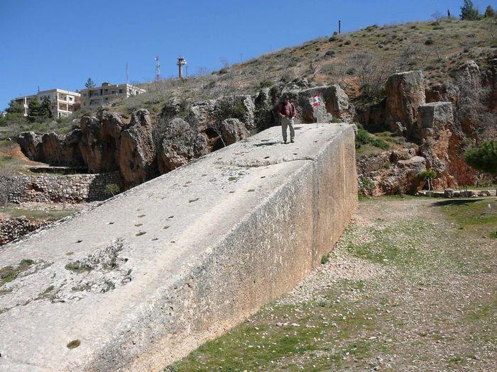 Топ 10 Самых больших камней обработанных человеком