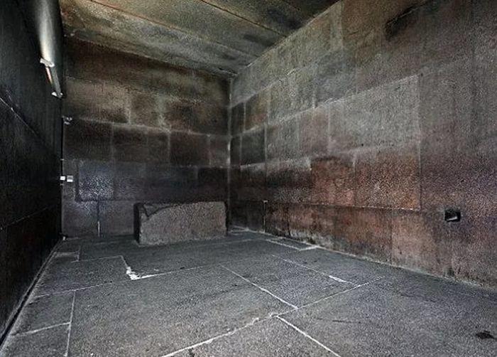 Камера Царя пирамиды Хеопса