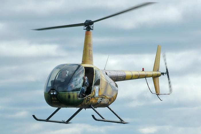 Robinson R44, 5324