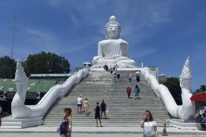 Большой Будда Пхукета