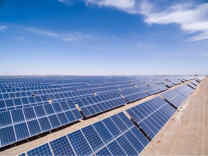 Huanghe Hydropower Golmud Solar Park