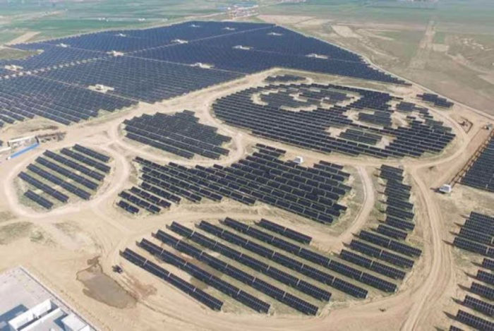 Datong Solar Power Top Runner Base