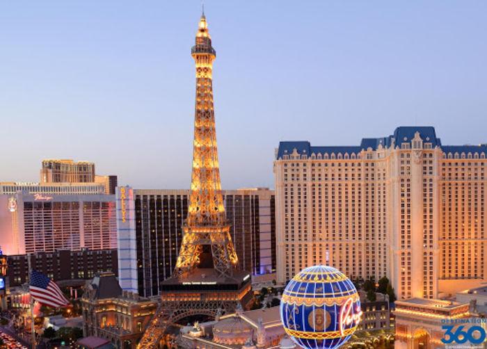 Las Vegas Eiffel Tower