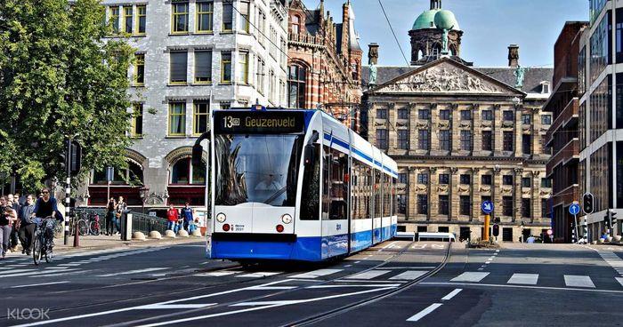 Топ 10 Трамваев в Европе