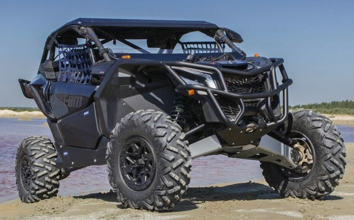BRP Can-Am Maverick X3 Turbo R