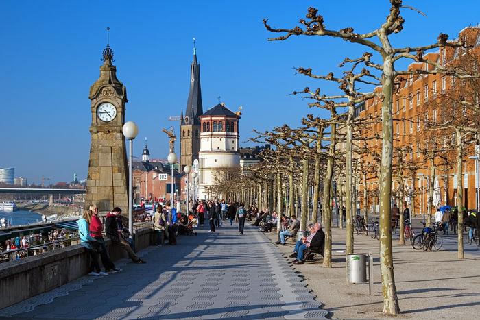 Топ 10 Самых больших городов Германии